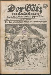 Der Götz von Berlichingen