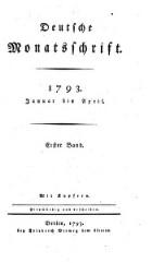 Deutsche Monatsschrift