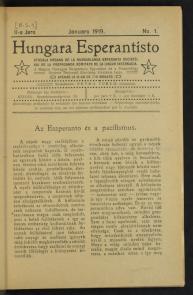 Hungara Esperantisto
