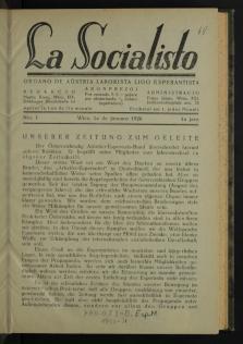 La Socialisto