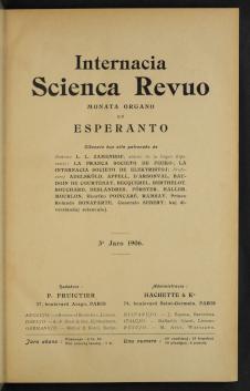 Internacia Scienca Revuo