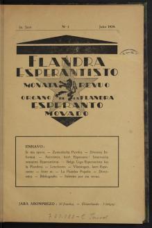 Flandra Esperantisto
