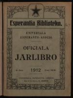 Jarlibro de Universala Esperanto-Asocio