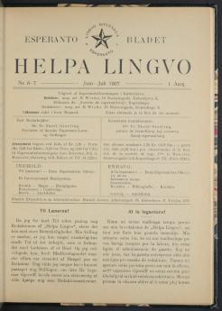 Esperanto bladet