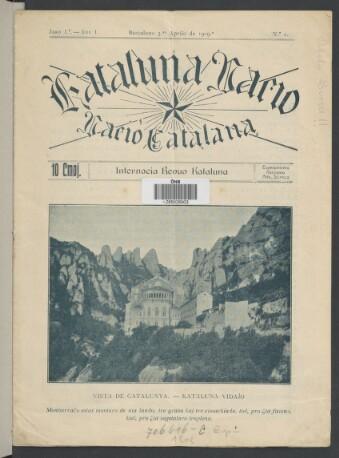 Kataluna nacio. Internacia revuo kataluna