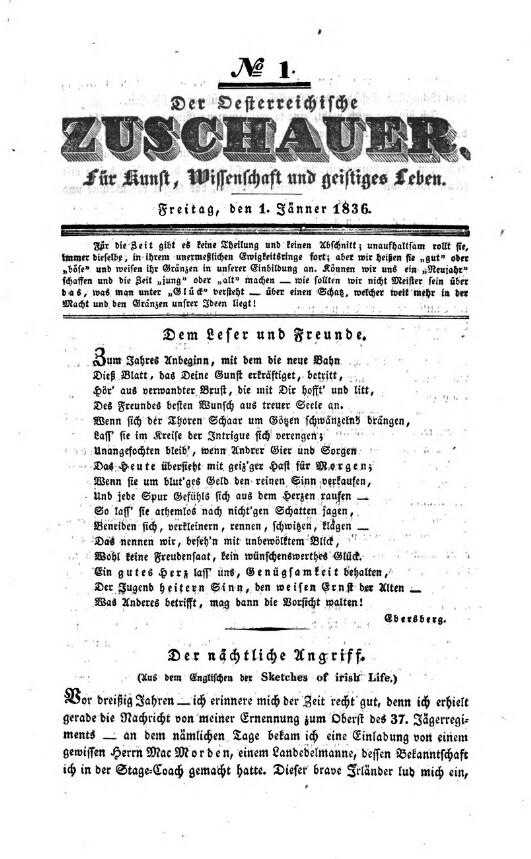 Der Österreichische Zuschauer