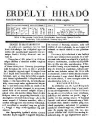 Erdelyi Hirado