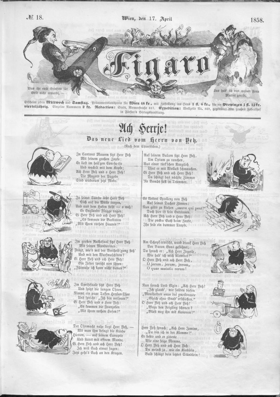 Figaro Nr. 18 (1858)