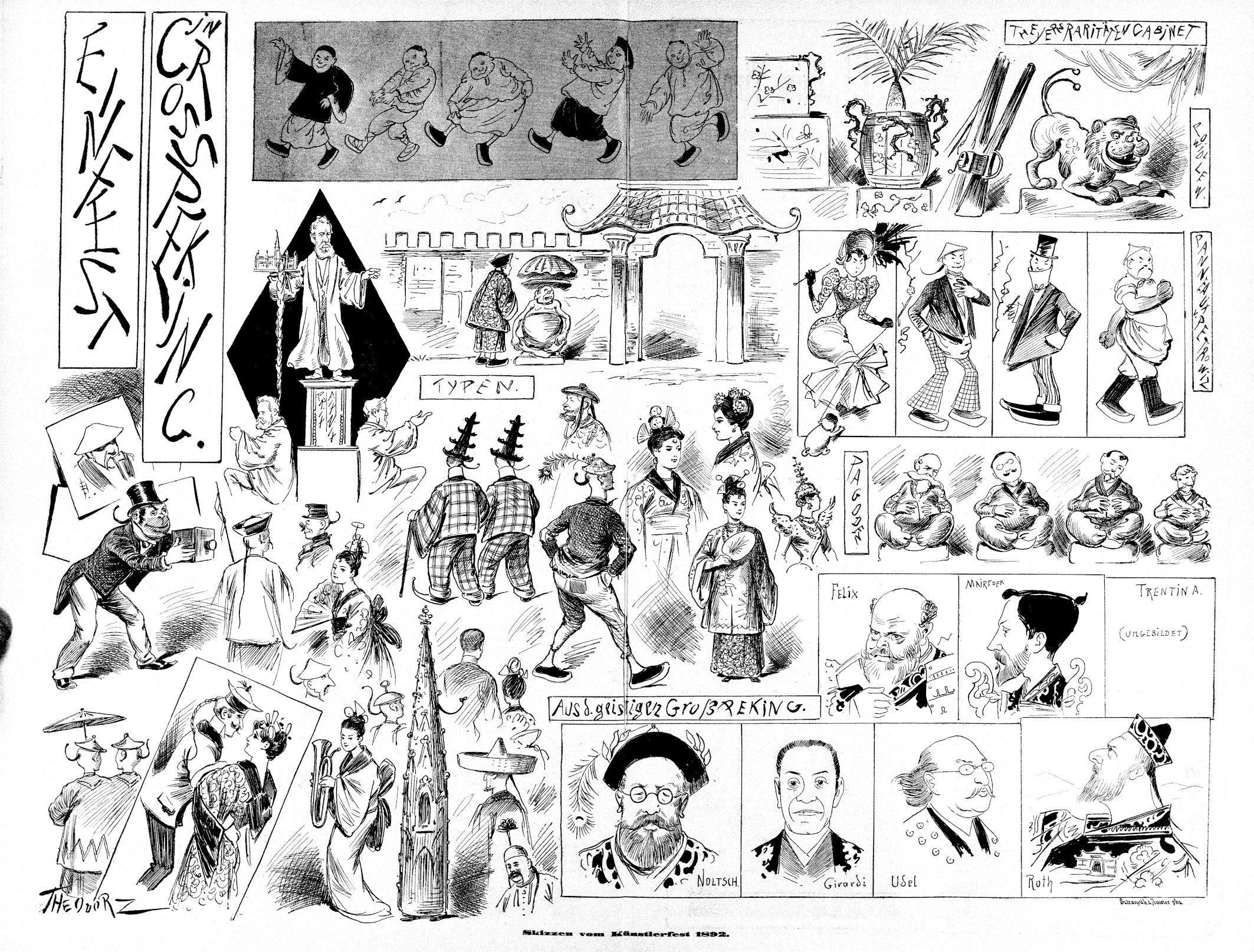 Der Floh (6.3.1892)