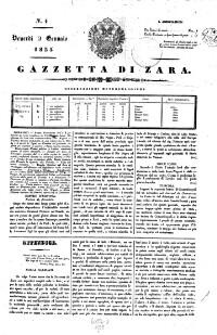 Gazzetta di Zara