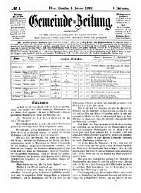 Gemeinde-Zeitung