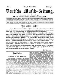 Deutsche Musik-Zeitung
