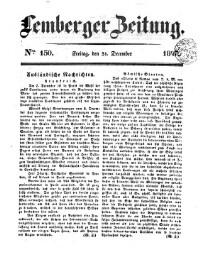 Lemberger Zeitung