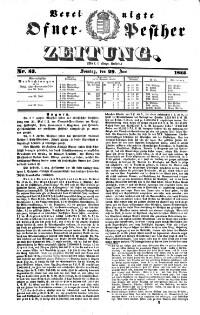 Vereinigte Ofner-Pester Zeitung
