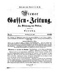 Wiener Gassen-Zeitung
