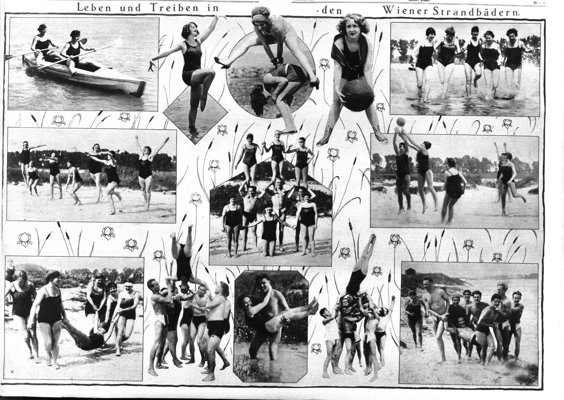 Wiener Bilder vom 20. Juni 1926