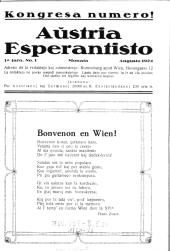 Austria Esperantisto