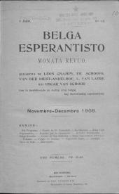 Belga Esperantisto
