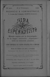 Juna Esperantisto