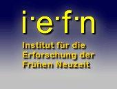 Institut für die Erforschung der Frühen Neuzeit