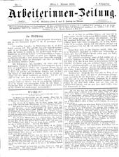 Arbeiterinnen-Zeitung