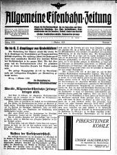 Allgemeine Eisenbahn-Zeitung
