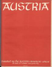 Titelblatt Austria,  1941, Nummer 1, S. 1 ANNO/ÖNB