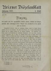Brixner Diözesanblatt
