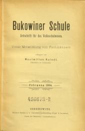 Bukowiner Schule