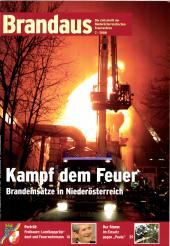 Brand Aus: Die Zeitschrift der Niederösterreichischen Feuerwehren