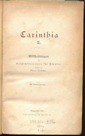 Carinthia I