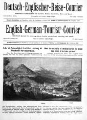 Deutsch-Englischer-Reise-Courier