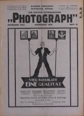 Der deutsch-österreichische Photograph