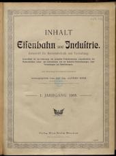 Eisenbahn und Industrie
