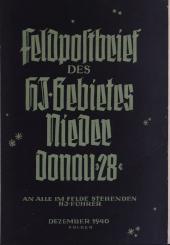 Feldpostbrief des Gebietes N[ieder]-D[onau](28)