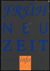 Frühneuzeit-Info