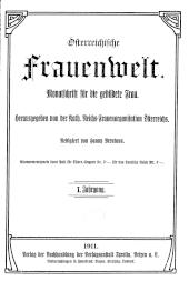 Österreichische Frauenwelt