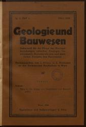 Geologie und Bauwesen