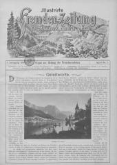 Illustrierte Fremden-Zeitung