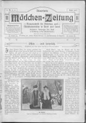 Illustrierte Mädchenzeitung