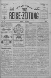 Internationale Reisezeitung