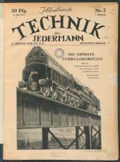Illustrierte Technik für Jedermann