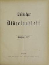 Laibacher Diöcesanblatt