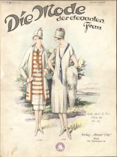 Die Mode der eleganten Frau