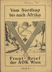 Vom Nordkap bis nach Afrika