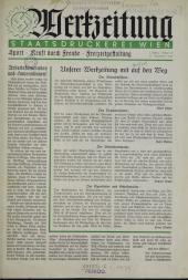 Werkzeitung Wien Staatsdruckerei