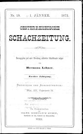 Österreichische Schachzeitung