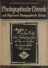 Photographische Chronik