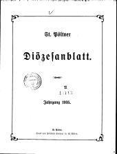 St. Pöltner Diözesanblatt