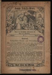 Sankt Fidelis-Blatt